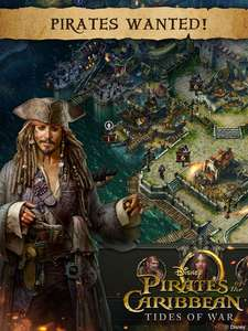 Pirates Of The Caribbean : ToW IOS and Andriod. Link is for IOS - free (limited time only)