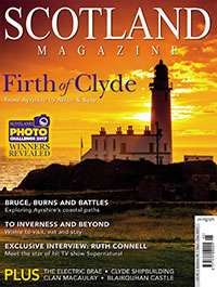 Scotland Magazine Free Trial Issue