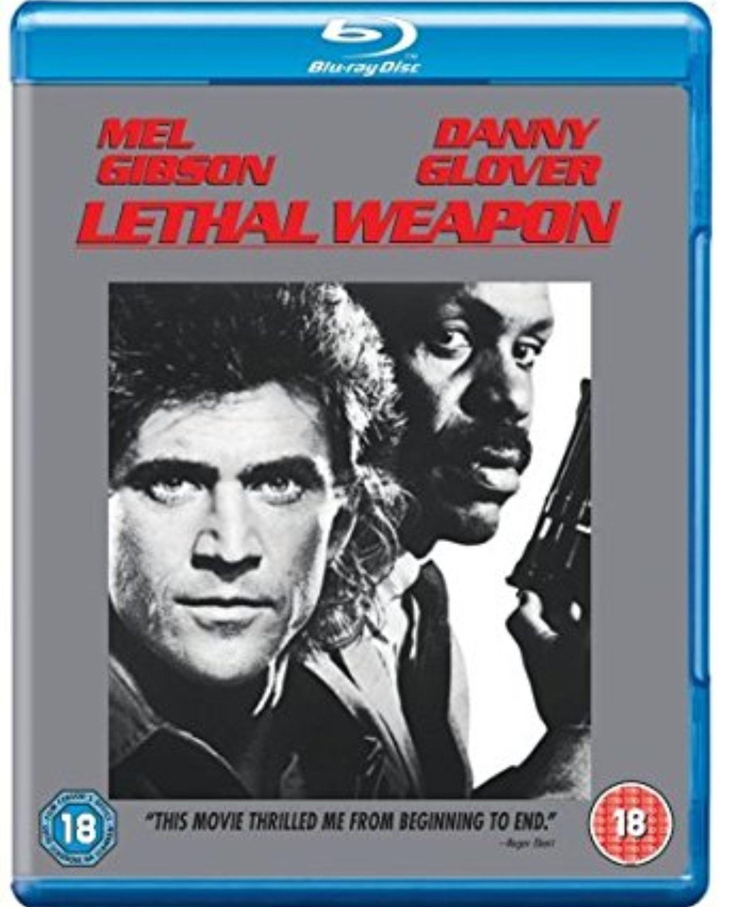 Lethal weapon bluray £1 @ Poundland