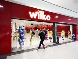 Wilko @ TopCashback - New and Selected Members - 100% cashback up to £15 spend