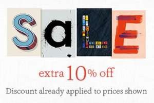 Up to 50% off SALE + EXTRA 10% off at FatFace!