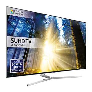 Samsung UE55KS8000 - John Lewis Tv Clearance Sale £464.90