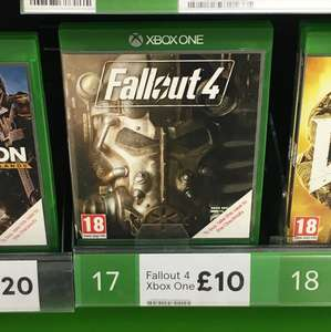 Fallout 4 for Xbox one and PS4 £10 @ Asda - Coatbridge