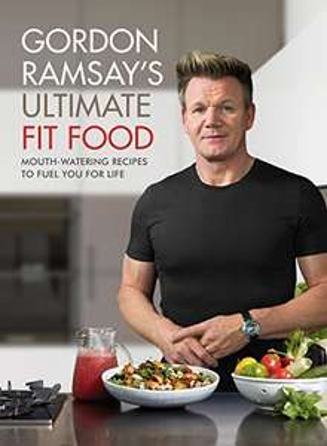 Gordon ramsay's fit food £8.99 prime / £11.98 non prime @ Amazon