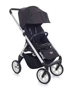 MINI Easywalker Stroller Silver Frame/White Wheels £100 @ Mothercare