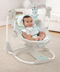 Ingenuity ConvertMe Swing-2-Seat £39.99 @ Mothercare