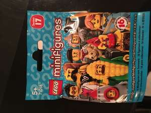 LEGO - Minifigures only 30p @ Tesco - Crumlin, Northern Ireland