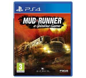 Mudrunner: A Spintires Game (PS4/Xbox One) £21.99 at Argos (and their eBay store)