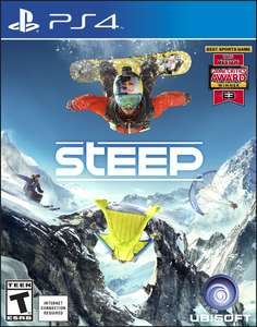 Steep PS4 - Asda £5 instore - Weston-Super-Mare