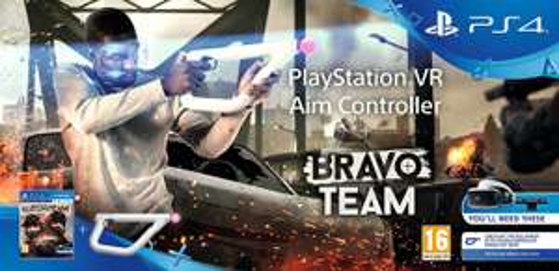 Bravo Team + Aim controller Bundle pre order psvr £49.99 @ Amazon