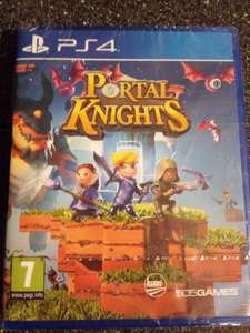 Portal Knights PS4 £5 @ Asda - Kings Hill