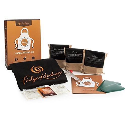 Fudge Kitchen Make Your Own - Connoisseur Fudge Kit - Around 1kg of fudge to Enjoy £7.93 prime / £12.68 non prime @ Amazon