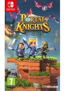 Portal Knights (Nintendo Switch) Physical Copy £21.85 - Base.com