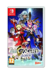 Fate Extella : The Umbral Star (Nintendo Switch) £16.85 @ shopto.net