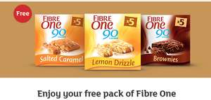 Free pack of Fibre One _ Sainsbury's