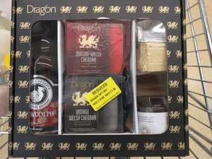 Dragon Gift Box Cheese etc was £10.00 Now £2.50 in-store @ Morrisons