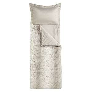 John Lewis Faux Fur Sleeping Bag £30 -  Free C&C or free delivery if you spend over £50 if not its  £3.50