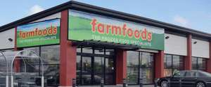 £2.50 off when you spend £25 @ Farmfoods