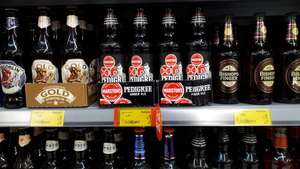 Beer - £1.00 bottled ale at asda