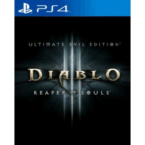 DIABLO III: REAPER OF SOULS - ULTIMATE EVIL EDITION PS4 £14.95 @ TGC
