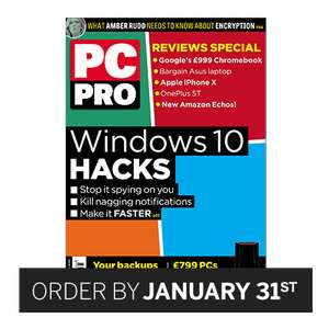 Subscription to PC Pro, the latest news, reviews, and advice at 50% OFF - £35.94