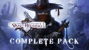 The Adventures of Van Helsing PC STEAM complete pack £5.09 -  Fanatical