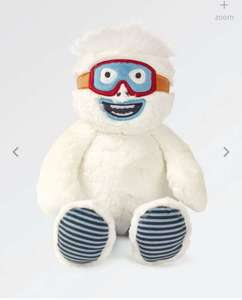 Yeti soft toy reduced to £7.20 @ Fatface Free C&C plus matching items