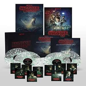 Stranger Things Season 1 Vinyl OST Box Set - £46.99 delivered @ Amazon