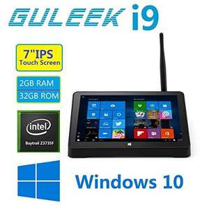 Windows 10 TV Box with touch Screen - 32GB Storage, 2GB RAM Intel Baytrail Z3735F Quad core £105.99 Sold by SuperGTVbox and Fulfilled by Amazon.