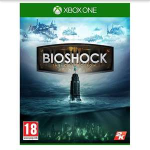Bioshock collection Xbox one at Tesco for £10