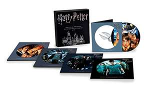 Harry potter vinyl collection year 1-5 Soundtracks I-V [VINYL] £111.99 at Amazon