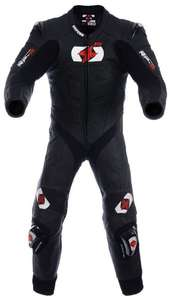 Full leather race suit Oxford RP-2 1-piece  'new with tags' free fast delivery £140 - ebay /  cmcbikes-uk