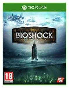 BioShock: The Collection Xbox One Free Delivery £14.99 @ Argos-Ebay