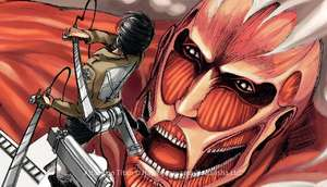 Attack on Titan Humble Manga Bundle £13.06