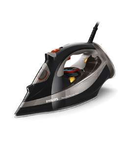 Philips GC4526/87 Azur Performer Plus Steam Iron with 210 g Steam Boost, 2600 W - Black £39.99 @ amazon