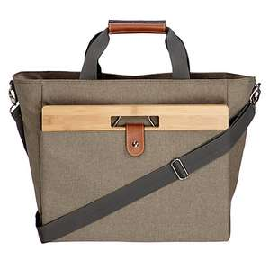 John Lewis Croft Collection Picnic Tote Bag, Table Set and Cooler Bag Reduced from £60 to £15 (+£2 C+C)