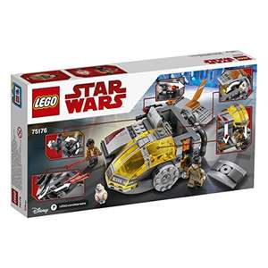 LEGO Star Wars The Last Jedi 75176 Resistance Transport Pod Toy 38% off £24.97 @ Amazon