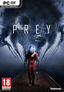 PREY - PC £11.85 @ AMAZON (PRIME EXCLUSIVE)