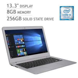 "Asus UX330UA - 13.3"" QHD+, 8GB RAM, 256GB SSD, 7th-gen i5 £599.89, Win 10 @ Costco"