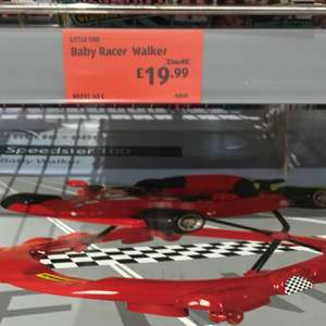 Aldi baby walker £19.99 - Newton mearns