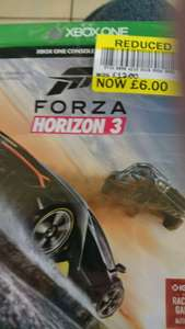 Forza horizon 3 £6.00, Prey £5, Far Cry Primal £5 and Yookie Laylee £4.35  Tesco Cumbernauld