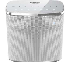 2 x Panasonic SC-ALL05EB-W/K Powerful Multi Room Portable and Waterproof Speaker £129.94 with code @ Currys
