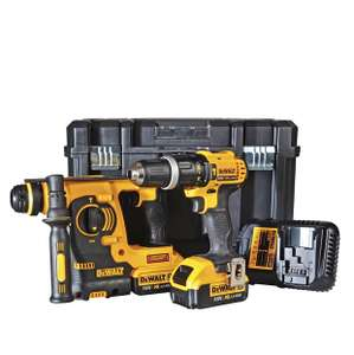 Dewalt Combi Drill & SDS hammer drill £289.99 @ Amazon