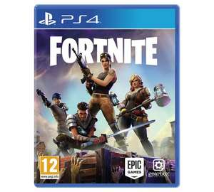 Fortnite PS4 Physical Game In Stock! £41.99 @ Argos