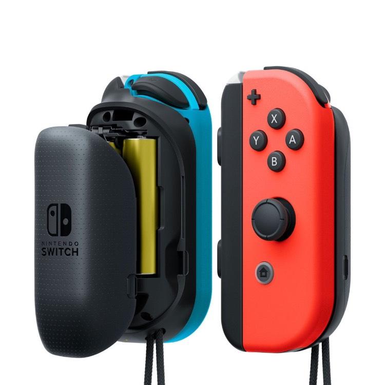 Nintendo switch joy-con AA battery pack - £16.91 Prime / £18.90 non Prime @ Amazon