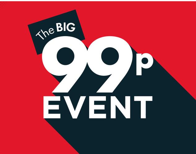Lidl Big 99p Event