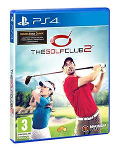 The Golf club 2 (PS4/XB1) & Mafia 3 (XB1) £5 each in store Asda - Hayes