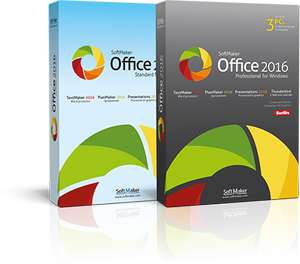 Softmaker Office 2016 now free