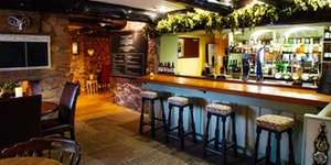 'Cosy' Cumbria inn stay (The Golden Fleece, Irthington) with meals (worth £35 per person)& bubbly & full English breakfast only £69 per couple @ TravelZoo