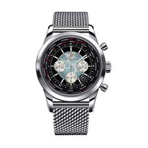 Breitling Gents Transocean Chronograph Unitime Watch £4245 @ Hugh Rice